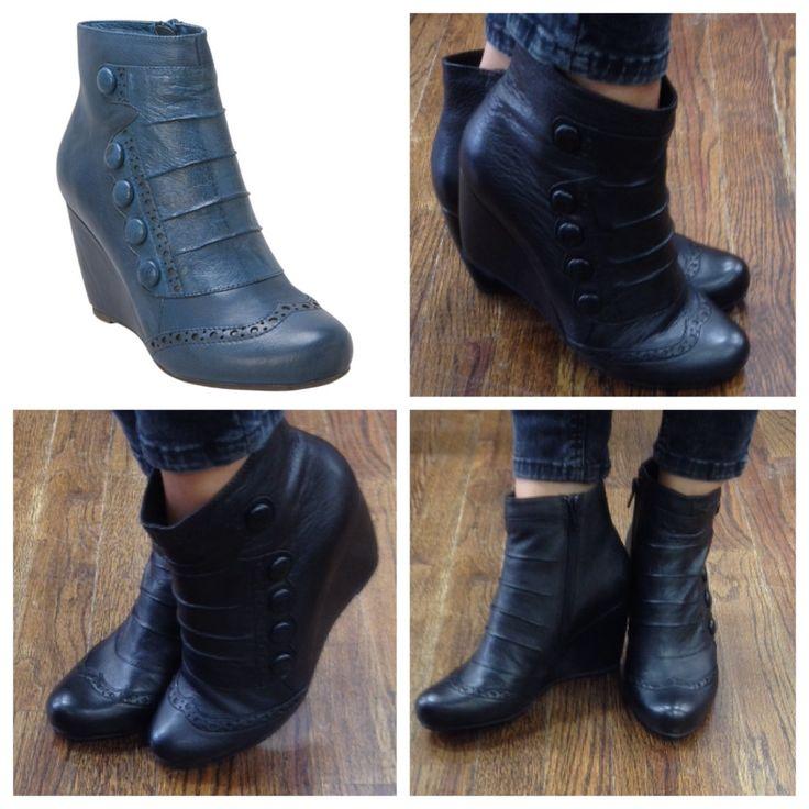 Miz Mooz Women's Delphi Ankle Boot