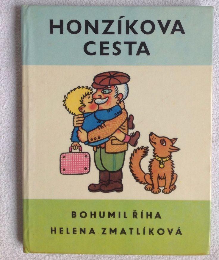 Czech classic vintage book for children, Honzikova Cesta by Bohumil Riha, Illustration by Helena Zmatlikova, Prague, Albatros 1964, by Mummysvintage on Etsy https://www.etsy.com/listing/198821946/czech-classic-vintage-book-for-children