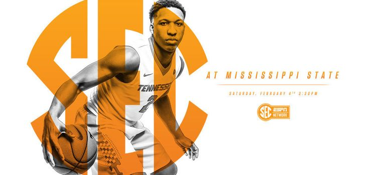 Tennessee Vols Basketball on the road Saturday to take on Mississippi State Bulldogs