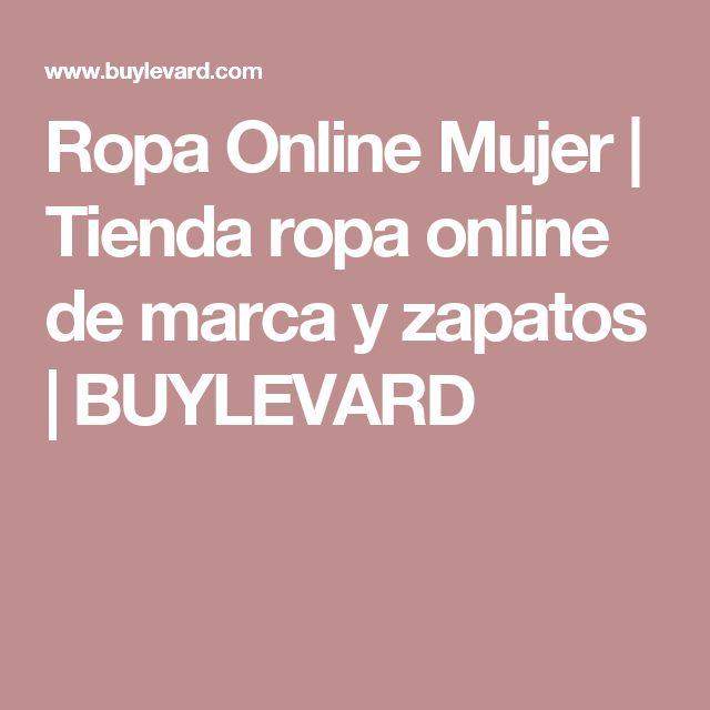 Ropa Online Mujer   Tienda ropa online de marca y zapatos   BUYLEVARD