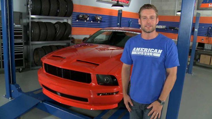 2005-2009 Mustang V6 Appearance Pack-  Bolt-On Build-Ups