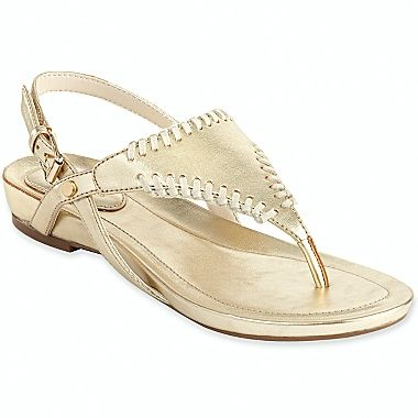 Studio Paolo Bianca Sandals - jcpenney