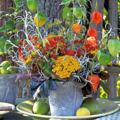 Best Table Decor Images On Pinterest - 67 cool fall table decorating ideas