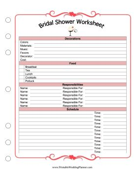 58 best planner book images on Pinterest Wedding checklists