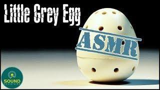 ASMR Little Grey Egg Toy  SOUNDsculptures  (173)
