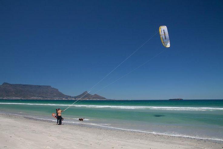 kite surf Cape Town