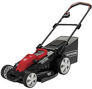 Craftsman 40V Electric Mower Plus Earn $34.99 In Points: Get it for $349.99 (was $499.99) #coupons #discounts