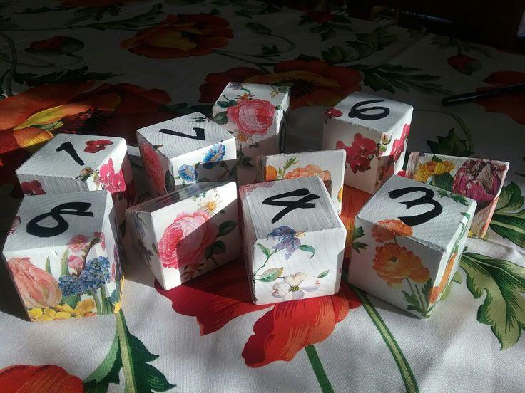 Numeri floreali