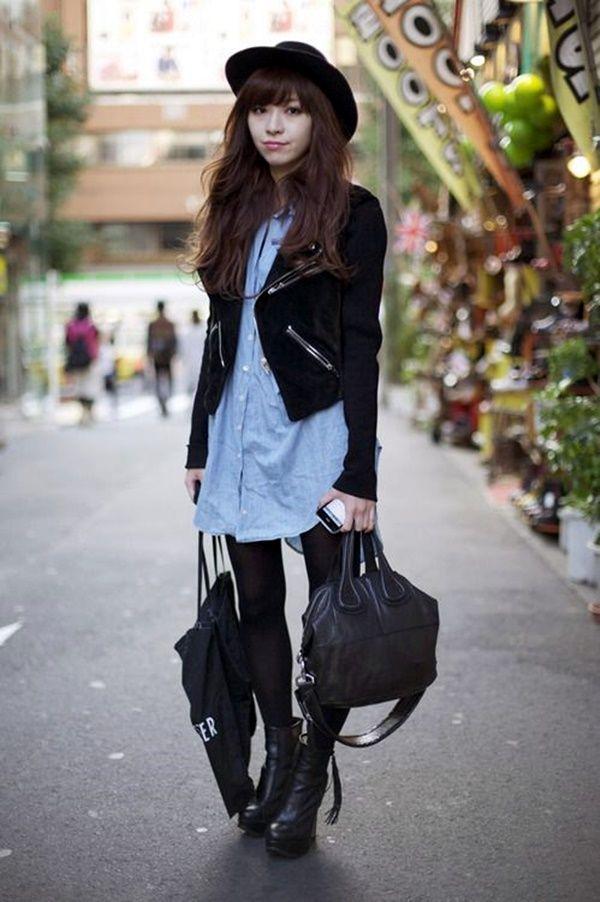 Best 25 Japanese Fashion Styles Ideas On Pinterest