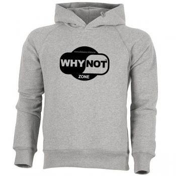 Sweat Shirt Logo WHY-NOT