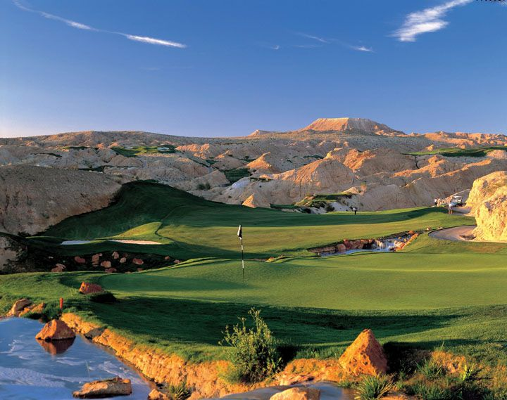 Wolf Creek Golf Course, Las Vegas Golf Pinterest