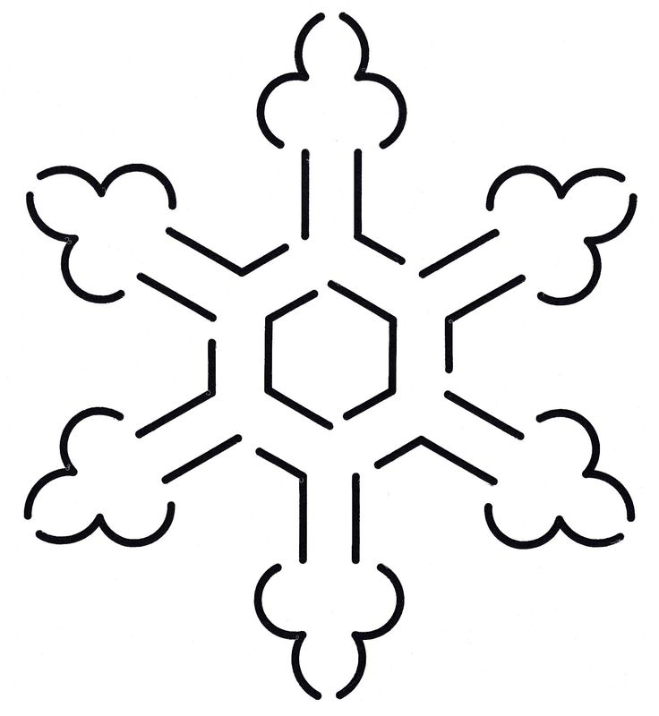 209 best Quilt Stencils images on Pinterest | Drawings, Patterns ... : snowflake quilting stencil - Adamdwight.com
