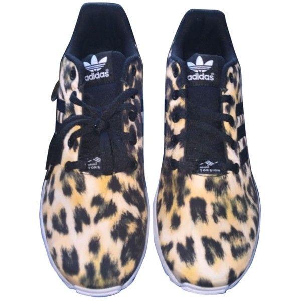 check-out f64a2 dba2d zx flux adidas leopard