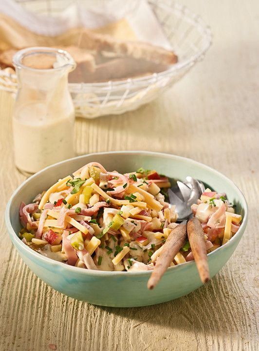 153 best salate images on pinterest salads dressings. Black Bedroom Furniture Sets. Home Design Ideas