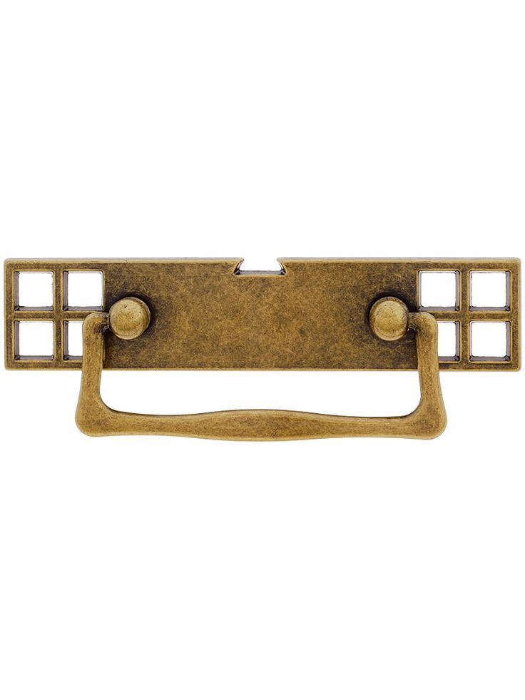 Inspirational Bail Pull Cabinet Hardware