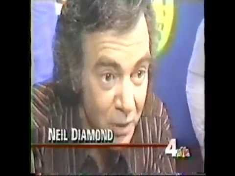 Neil Diamond News Clips Virgin Records Tennessee Moon Promo 3/7/96 - YouTube