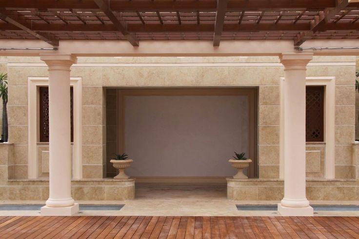Διώροφη εξοχική κατοικία στο Σκορπονέρι | vasdekis