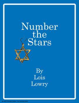Number the Stars Novel Unit ~ Common Core Standards Aligned!: Stars Novel, Common Core Standards, Number The Stars Unit, Numbers, Standards Aligned, Novels, Core Aligned, Common Cores, Novel Unit