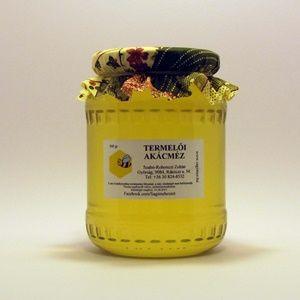 Akácméz | Sági Méhészet Hungarikum. Semleges aroma, immunerősítő, folyékony méz.
