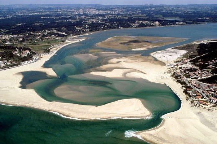 Lagoa de Óbidos - Foz de Arelho