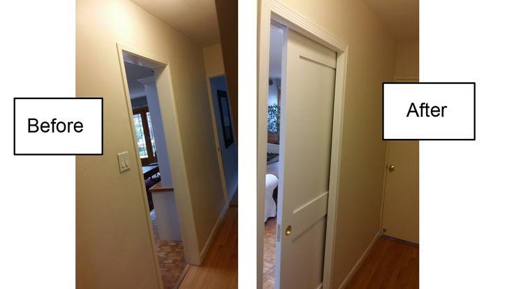 How to install a Pocket door using Johnson Pocket door hardware