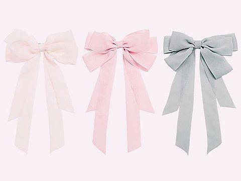 How to make a Ribbon♡ふわっと束ねてきゅっ、かわいいリボンの結び方 MERY [メリー]
