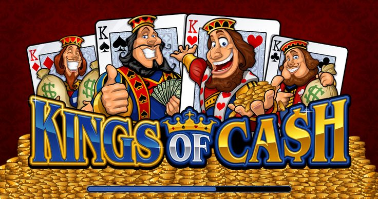 Kings of cash mobile slot game