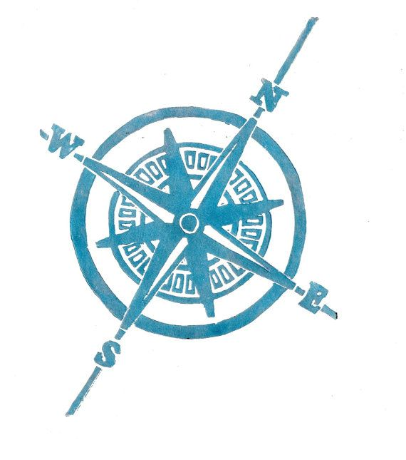 Compass print: Tattoo Ideas, Nautical Compass, Compass 8X10, Design, Ink, Linocut Prints, Compass Rose