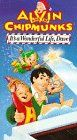 Alvin and the Chipmunks Its a Wonderful Life Dave VHS