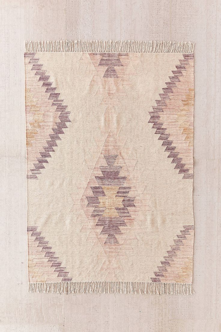 Shop Sunbleached Kilim Rug at Urban Outfitters today. We carry all the latest styles, colors and brands for you to choose from right here.