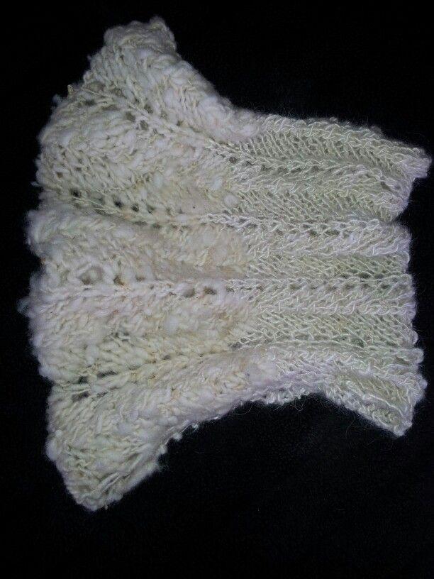 Cuello de lana merino & mohair