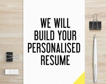 What Skills Do You Put On A Resume Word Best  Resume Creator Ideas Only On Pinterest  Cover Letter For  Job Objectives On Resume Pdf with Sample Resume References Pdf Custom Resumes  We Will Design And Build A Resume From Scratch To A Ready  To Electrician Resume Template Word