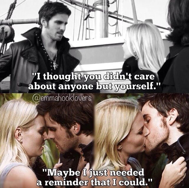 Captain Swan - Emma & Hook!!!!!!!!!!!!!!!!!!!!!!!!!!! LOVE THIS SHIP MY OTP RIGHT HERE