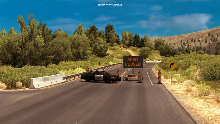 Learn about American Truck Simulator Will Close A Major Highway In Its Next Update To Reflect Real World Changes http://ift.tt/2gO6Zh2 on www.Service.fit - Specialised Service Consultants.