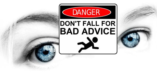 Bad Content Marketing Advice. Do You Fall For it?