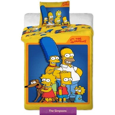 Pościel Simpsonowie