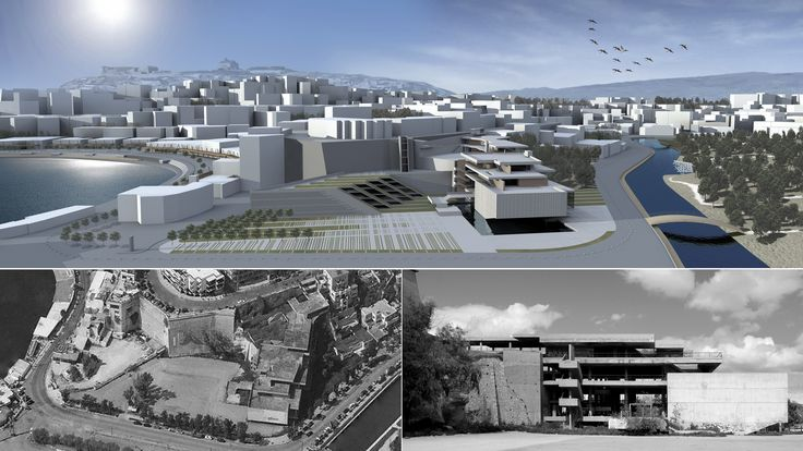 A-G ARCHITECTS MICROLIMANO 1st  Prize architecture competition. Restoration of Zahariou Cultural  Center-Piraeus. http://www.ag-architects.gr/