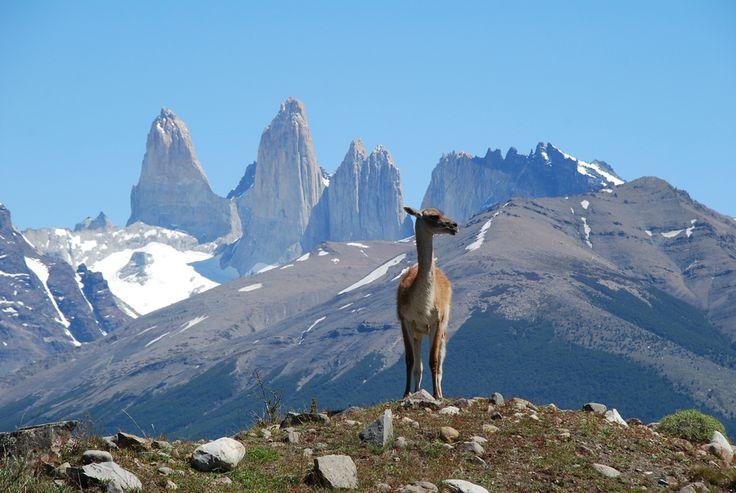 Torres del Paine (en Chile)