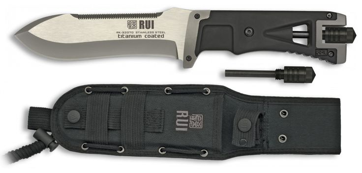 Cuchillos Tácticos | albainox.com