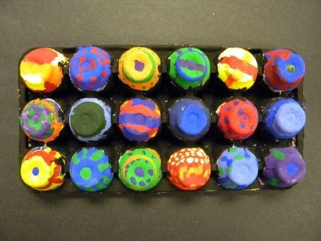 99 best egg carton craft ideas images on pinterest egg Egg tray craft ideas