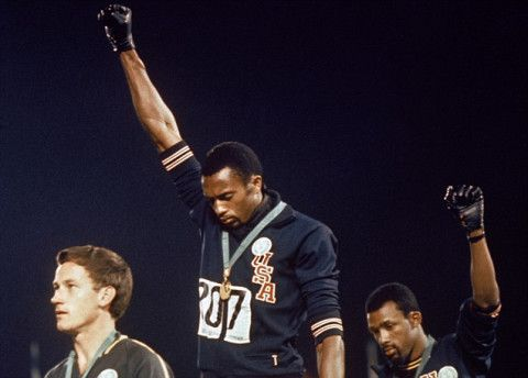 Mexico 1968 Olympic podium protest was 'divine path' – Tommie Smith