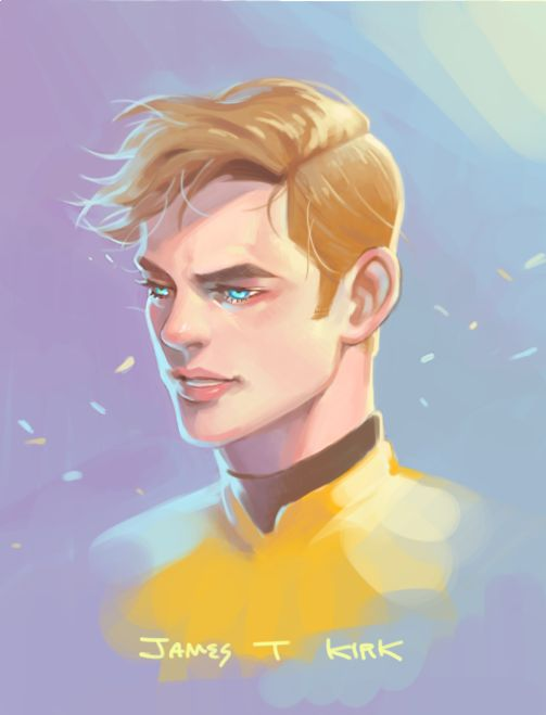 captain Kirk   Tumblr