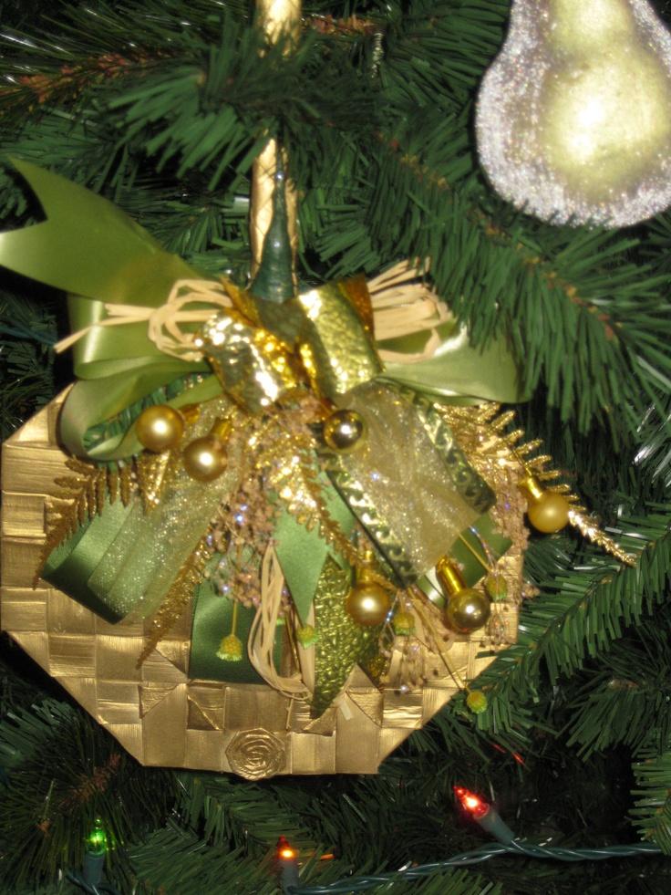 Hawaiian Christmas Tree Decoration Christmas