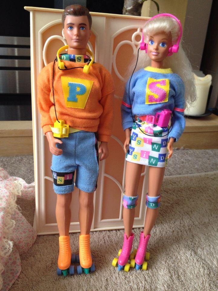 80s dolls