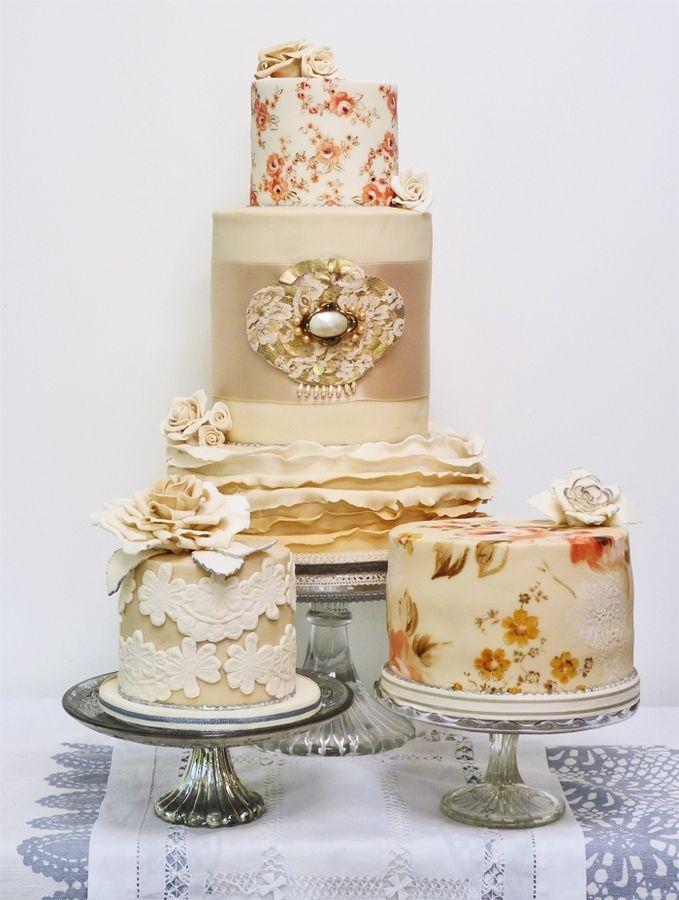 How To Decorate A Dartboard Cake