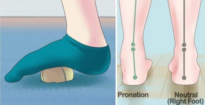 Dolore ai piedi: 6 esercizi per liberarsene in pochi minuti