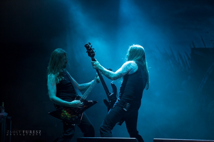 RealSaw Photography - Live and Music - Amon amarth
