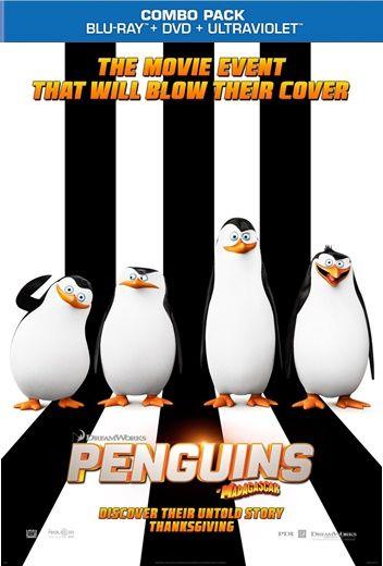 Los Pingüinos de Madagascar (2014) 1080p Latino #Free #Movies #Downloads  Una película infantil de comedia donde seremos testigos de como los mas expertos en resolver problemas, estas aves conformadas por Capitán, Kowalski, Rico y Soldado.