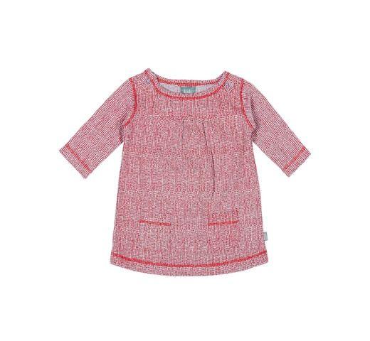 zoot organic baby dress red - meisjes 0-18m - kledij 0-6 jaar - Kidscase - Lunabloom - Stijlvolle ...