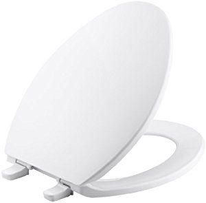 KOHLER Brevia with Quick-Release Hinges Elongated Toilet Seat White. $14 @ Amazon #LavaHot http://www.lavahotdeals.com/us/cheap/kohler-brevia-quick-release-hinges-elongated-toilet-seat/193037?utm_source=pinterest&utm_medium=rss&utm_campaign=at_lavahotdealsus